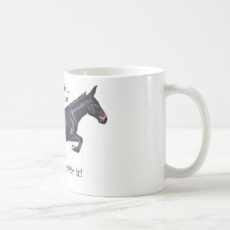 Las mulas son mejores tazas
