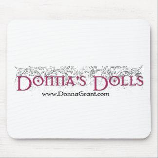 Las muñecas de Donna Alfombrillas De Raton