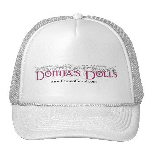 Las muñecas de Donna Gorra
