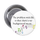 las música-notas, el problema con vida son ese the pin