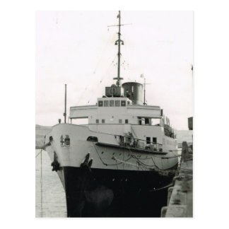 Las naves históricas del vintage, St David, Royal  Tarjeta Postal