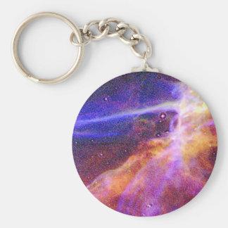 Las nebulosas de Treckie Llavero Redondo Tipo Pin