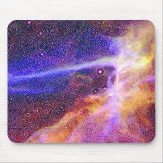 Las nebulosas de Treckie Tapete De Raton