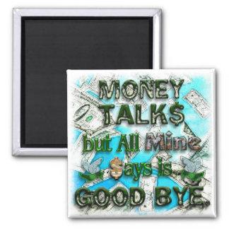 Las negociaciones del dinero, mina dicen adiós iman