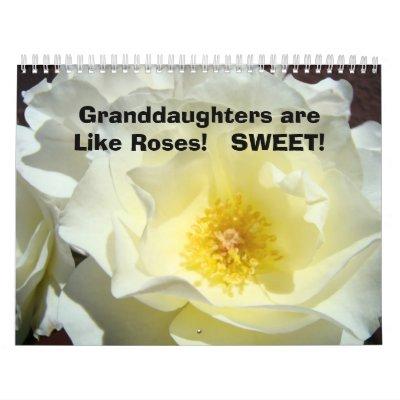 Las nietas de los regalos del calendario son como