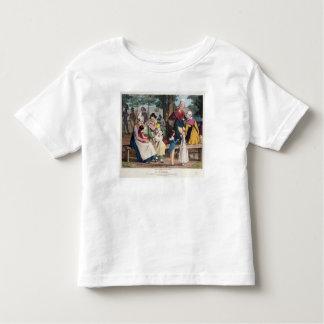 Las niñeras, 1820 playera de bebé