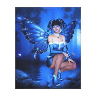 Las noches mágicas Twinkly envolvieron la Impresión En Lienzo