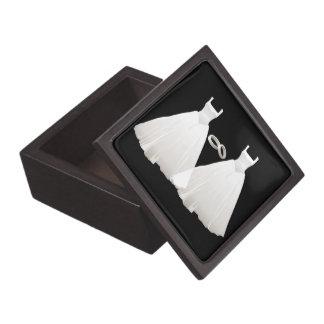 Las novias cajas de joyas de calidad