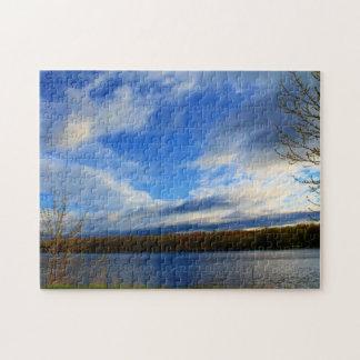 Las nubes abren puzzles