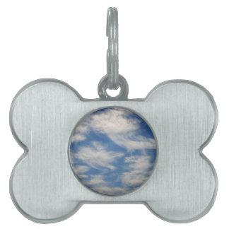 Las nubes de cirro tienen gusto de volar de los placas mascota