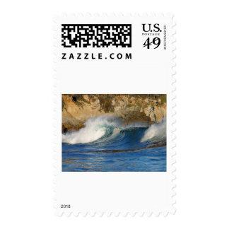 Las ondas acercan a Monterey Franqueo
