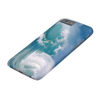 Las ondas mega de Fiji garantizaron para guardarle Funda Barely There iPhone 6