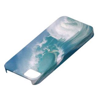 Las ondas mega de Fiji garantizaron para guardarle Funda Para iPhone SE/5/5s