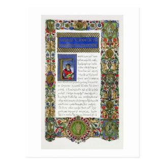 Las oraciones de Demóstenes (c.384-322 A.C.), Postal