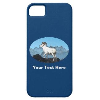 Las ovejas de Dall Funda Para iPhone 5 Barely There