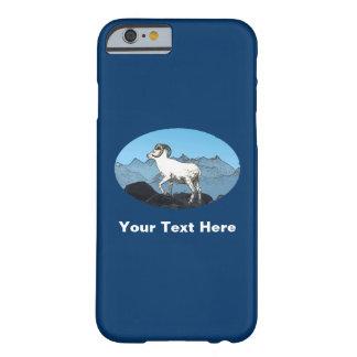 Las ovejas de Dall Funda Para iPhone 6 Barely There