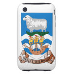 Las ovejas de Malvinas envían el iPhone 3G/3GS de iPhone 3 Tough Protectores
