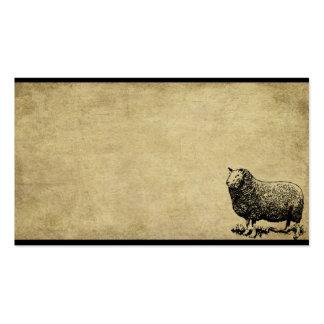 Las ovejas negras de los vagos de los vagos Prim Tarjetas De Visita