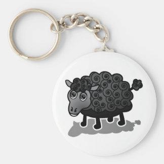 Las ovejas negras llavero