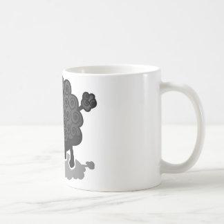 Las ovejas negras taza de café