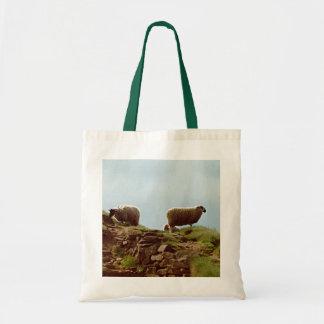 Las ovejas pastan el tote máximo de Reino Unido de