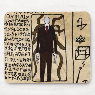 Las páginas del Necronomicon Alfombrillas De Ratón