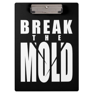 Las palabras de motivación - rompa el molde