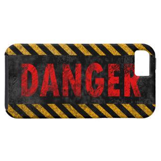 Las palabras son peligrosas iPhone 5 protector