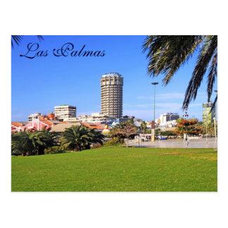 Las Palmas, Canarias de Gran, España Postal