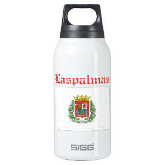 Las Palmas City designs Insulated Water Bottle