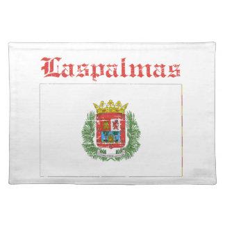 Las Palmas City designs Place Mats