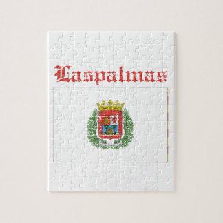 Las Palmas City designs Puzzles