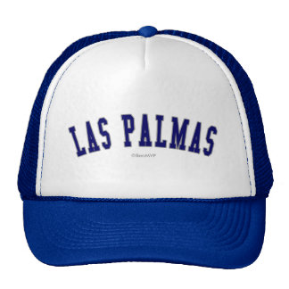 Las Palmas Gorro De Camionero
