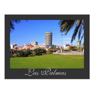 Las Palmas, Gran Canary Island, Spain Post Card