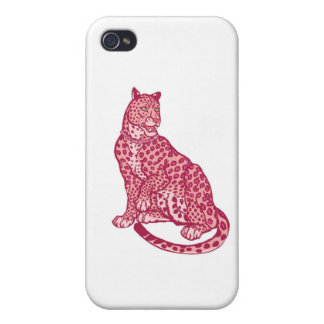 Las panteras rosadas iPhone 4 coberturas