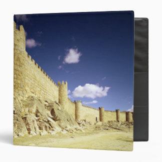 Las paredes de la ciudad