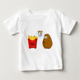 ¿Las patatas fritas de la patata son que usted? Poleras