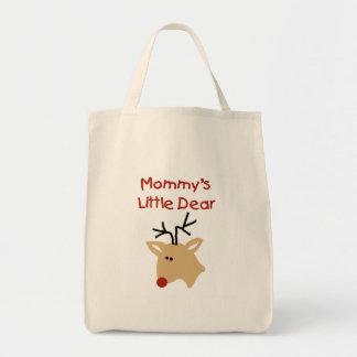 Las pequeñas estimadas camisetas y los regalos de  bolsa tela para la compra
