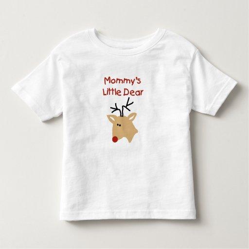 Las pequeñas estimadas camisetas y los regalos de polera