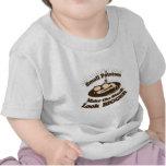 Las pequeñas patatas hacen la mirada del filete camiseta