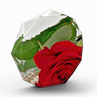 Las perlas y el romance representa romance