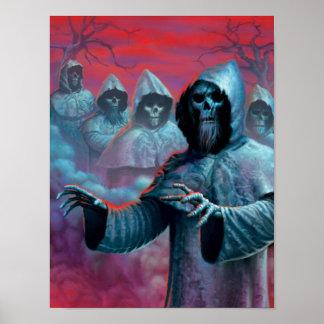 Las persianas muertas poster