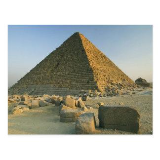 Las pirámides de Giza, que son 5000 2 alomost Postal