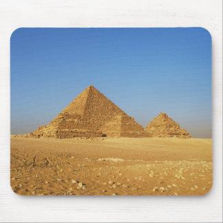 Las pirámides egipcias tapetes de ratón