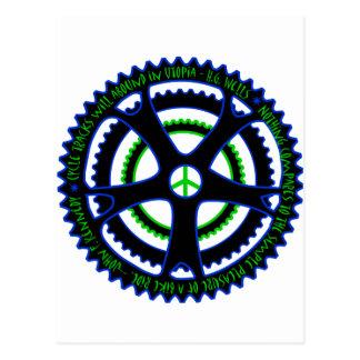Las pistas para bicicletas abundarán en Utopía Postal