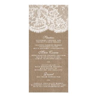 Las plantillas del menú de la colección de la diseños de tarjetas publicitarias