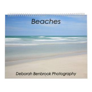 Las playas hacen calendarios 2015