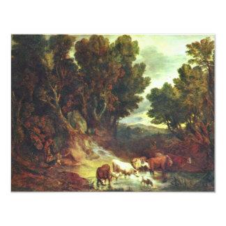 Las pociones de Gainsborough Thomas (la mejor Invitaciones Personalizada