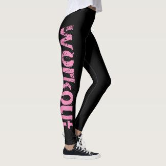 Las polainas del entrenamiento de las mujeres para leggings