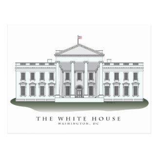Las postales de la Casa Blanca